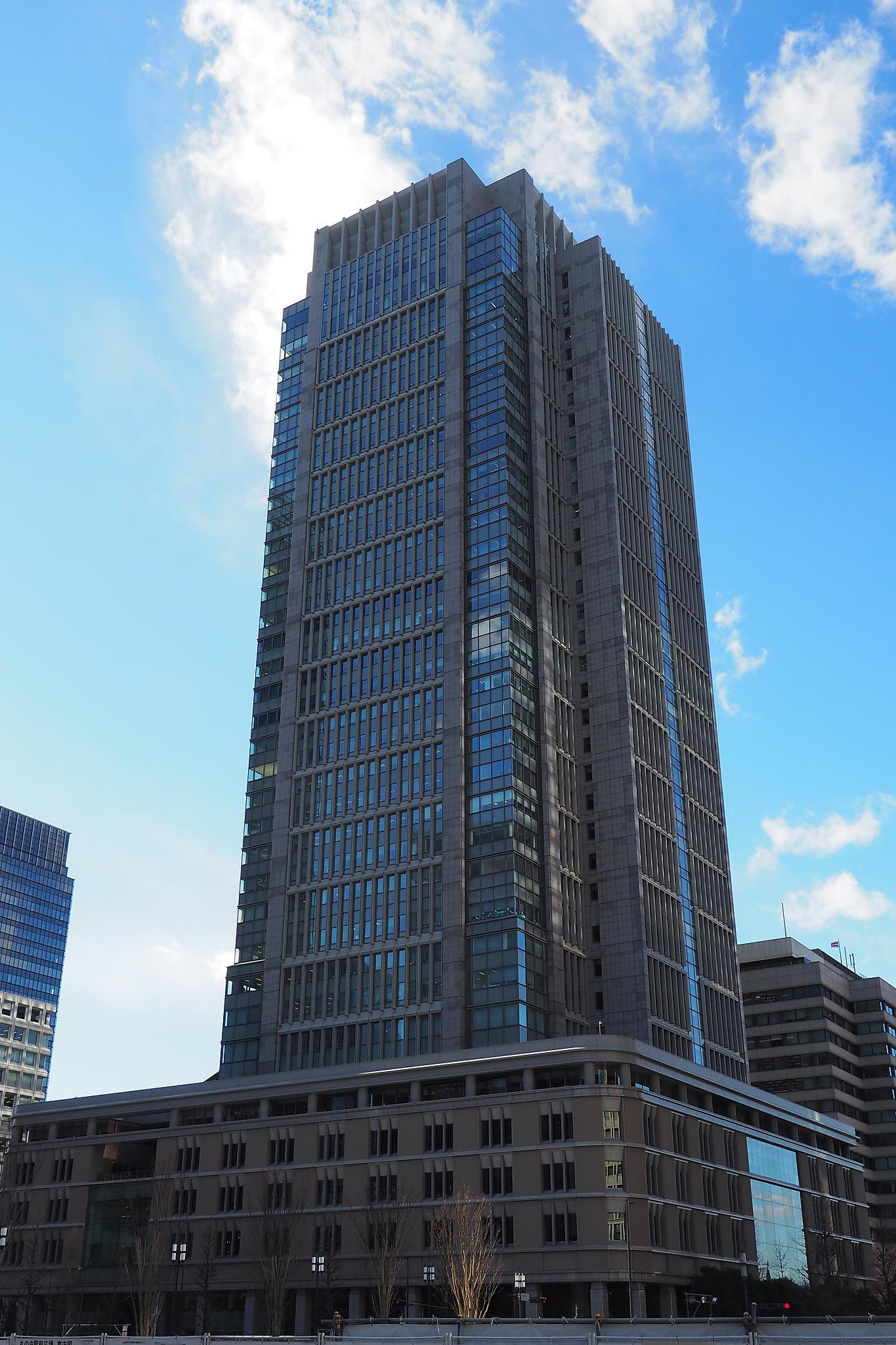 東京駅お散歩